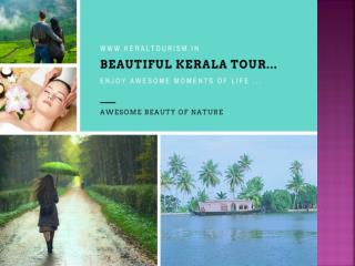 Kerala Tour Packages - Awesome Beauty of Nature