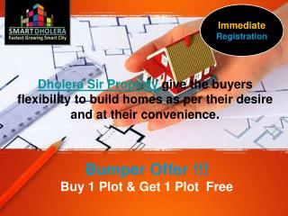 Dholera SIR Property