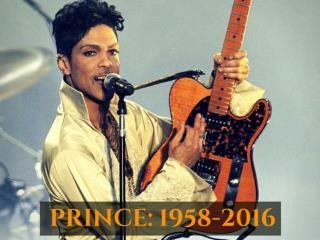 Prince: 1958-2016
