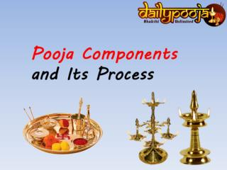 Pooja Components and Its Process @ Dailypooja