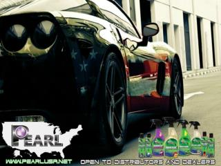 Waterless Cleaning and Detailing Products by Pearl