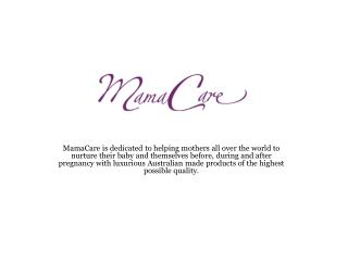 100% Natural & Australian made Products to use Before, After & During Pregnancy