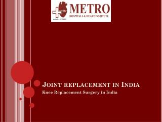 Best Orthopedic Hospital in India