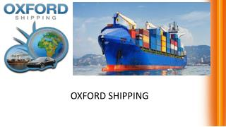 Oxford Shipping