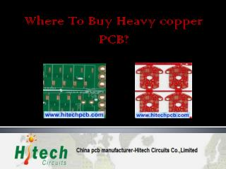 Where To Buy Heavy copper PCB?