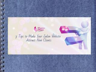 7 Tips to Make Your Salon Website Attract New Clients Salon-website-design