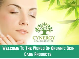 Organic Skin Care Products for Women