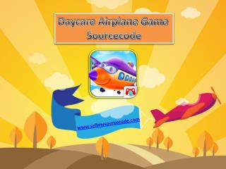 Daycare Airplane Game Sourcecode