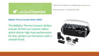Buy Electrical Hair and Beauty Products Online - Landys Chemist