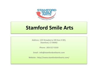 Preserving your smile forever with stamford smile arts