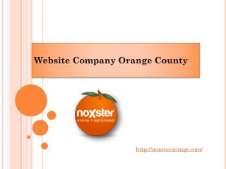 Website Company Orange County