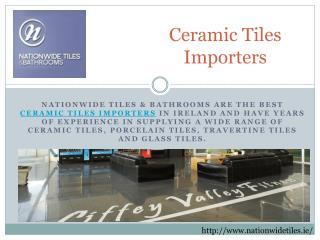 Ceramic Tiles Importers
