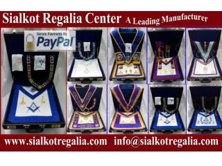 Masonic Regalia Apron cases leather