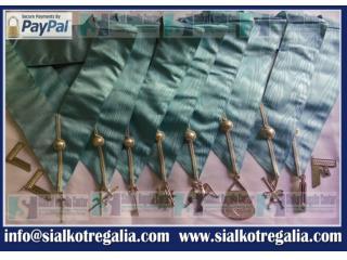 Craft Regalia Collar Jewel silver