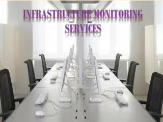 Infrastructure Monitoring Services