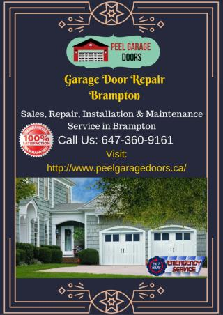 Looking For Professional Garage Door Technician? Here Are A Few Things To Consider