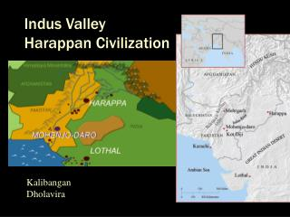 Indus Valley Harappan Civilization