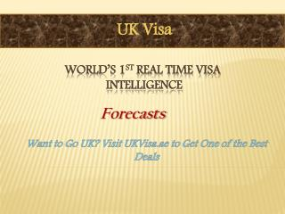 Want to Go UK? Visit UKVisa.ae to Get One of the Best Deals