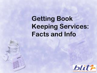 Getting Book Keeping Services: Facts and Info