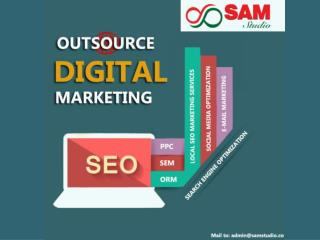 Outsource digital marketing services provider company