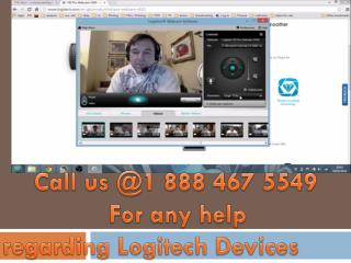 Logitech Technical Support Number