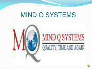 Mind Q Systems Best Software Training Institute in Hyderabad