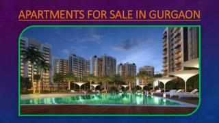 Apartments for sale in gurgaon