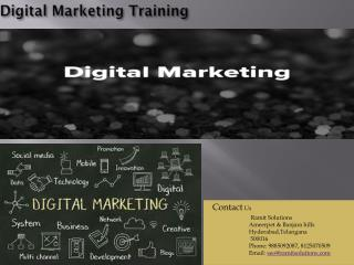 Ramit Solutions- Best Digital Marketing Agency