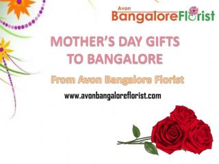 Send Mother's Day Gift to Bangalore