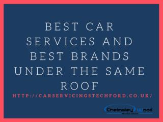 Best Vehicle Service In Birmingham