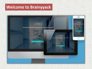 Welcome to Brainyyack