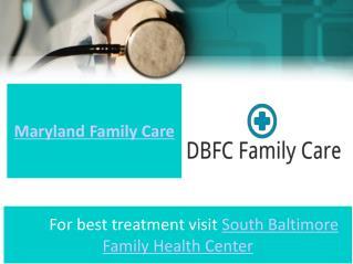 South Baltimore family health center
