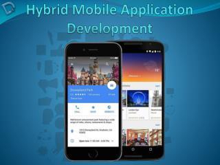 Hybrid Mobile Application Development