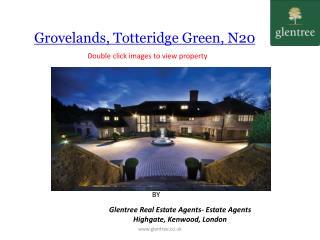 Groveland Houses for sale | Grovelands, Totteridge Green