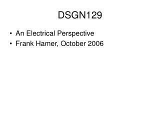 DSGN129