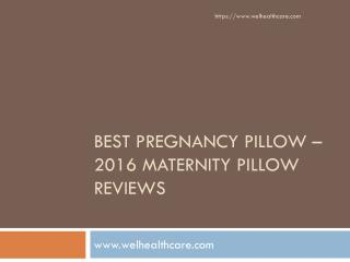 Pregnancy Pillow – 2016 Maternity Pillow Reviews
