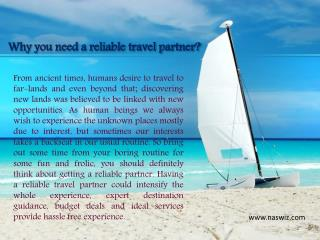 Naswiz Holidays Reviews and Complaints - Why you need a reliable travel partner