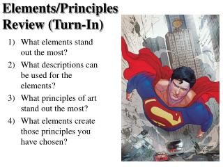 Elements/Principles Review (Turn-In)