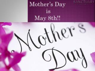 Mothers day special May 2016