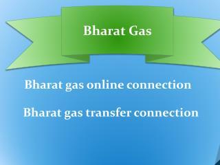 bharat gas online