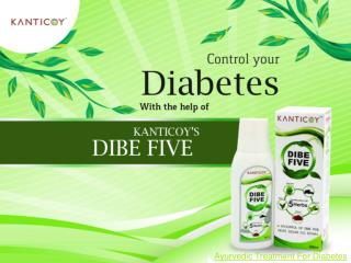 Ayurvedic Medicine For Diabetes | Kanticoy