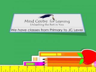 Mindcentre.com.sg - Mathematics Tuition Class Singapore