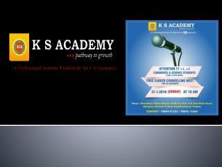 CA CPT coaching