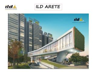 ILD Arete located in Shona Gurgaon City
