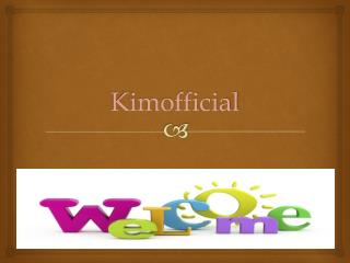 Limited Ladies fashion collections - Kimofficial