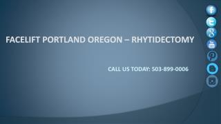 Facelift Service in Portland