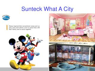 Sunteck What A City - Goregaon West Mumbai