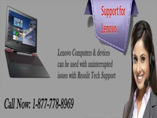 Talk at [[/*/]1::877::778:::::8969[\*\] Lenovo Customer Support Phone Number