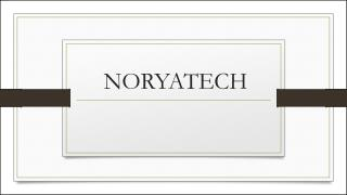 NoryaTech - Apps Development and Digital Marketing Company US