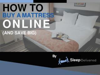 Visit Sleep Delivered